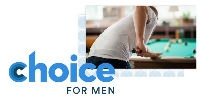 Choice for Men recovery - boulder, colorado